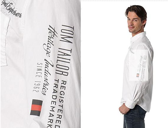 Tom Tailor shirts 1