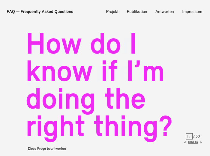 FAQ – Frequently Asked Questions 5