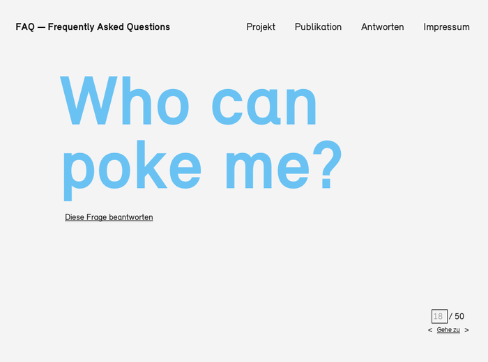 FAQ – Frequently Asked Questions 6