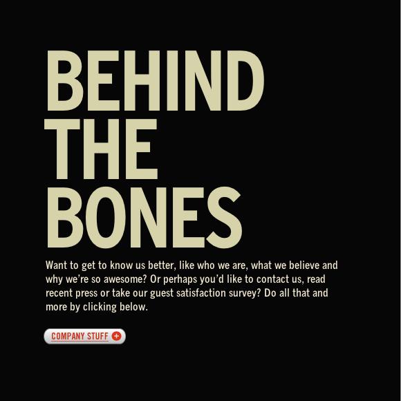 Smokey Bones website 3