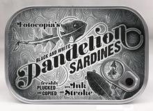 Dandelion Sardines tin