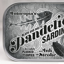 Dirty Reina | Dandelion Sardines Tin
