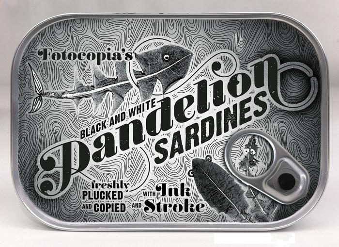 Dirty Reina | Dandelion Sardines Tin