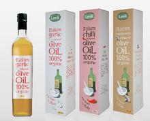 Larelli Olive Oils (alternate design)