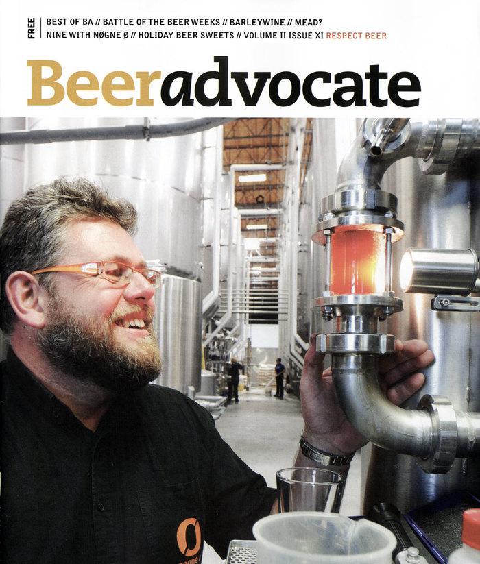 Beer Advocate Magazine 1