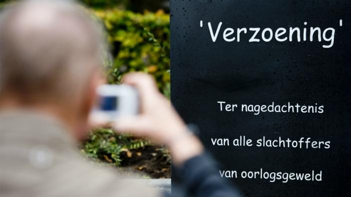 War Memorial in Geffen, NL 1