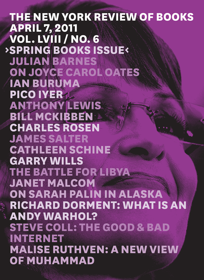 The New York Review of Books (cover redesigns) 3