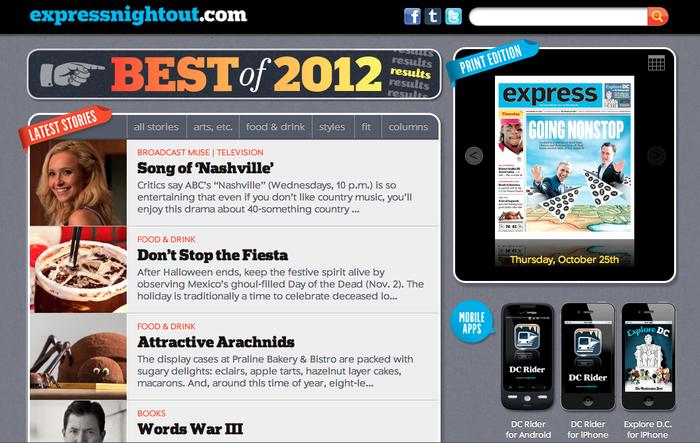 Expressnightout.com 1