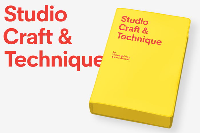 Studio Craft & Technique 1