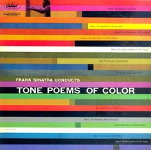 <cite>Frank Sinatra Conducts Tone Poems of Color</cite> album art