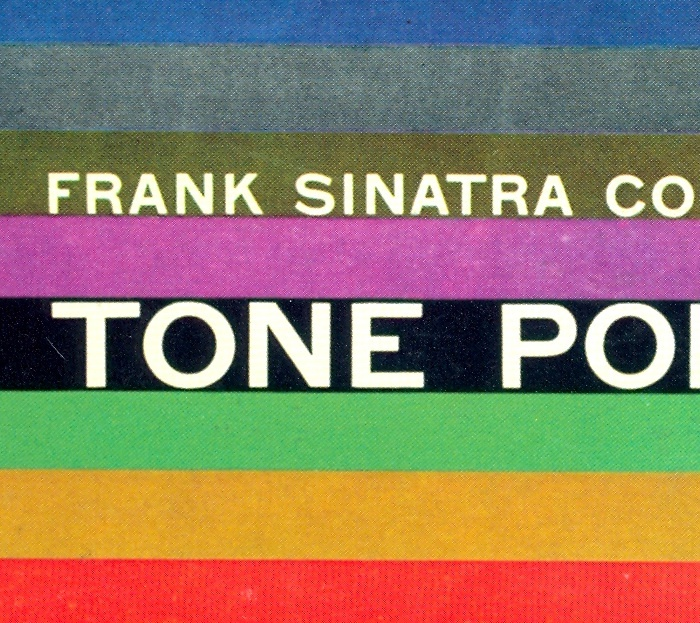 Frank Sinatra Conducts Tone Poems of Color Record Sleeve 3