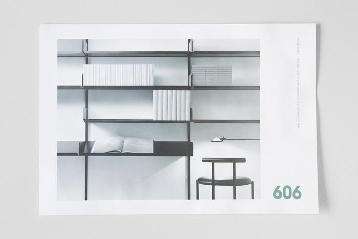 606 Universal Shelving System 2