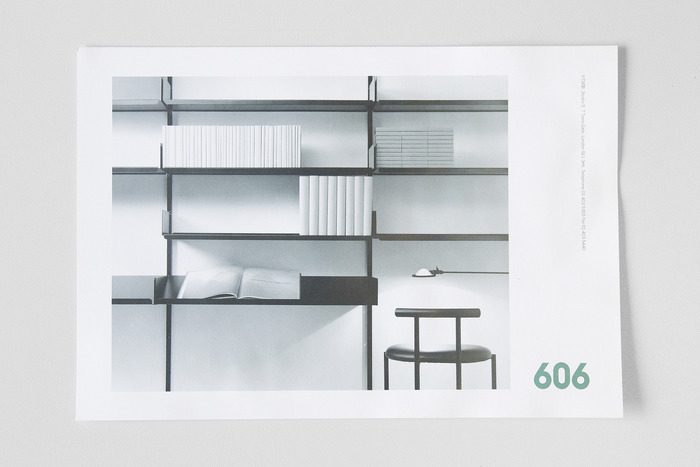 606 Universal Shelving System 2