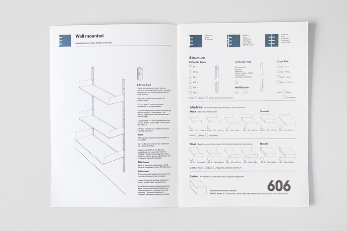 606 Universal Shelving System 4