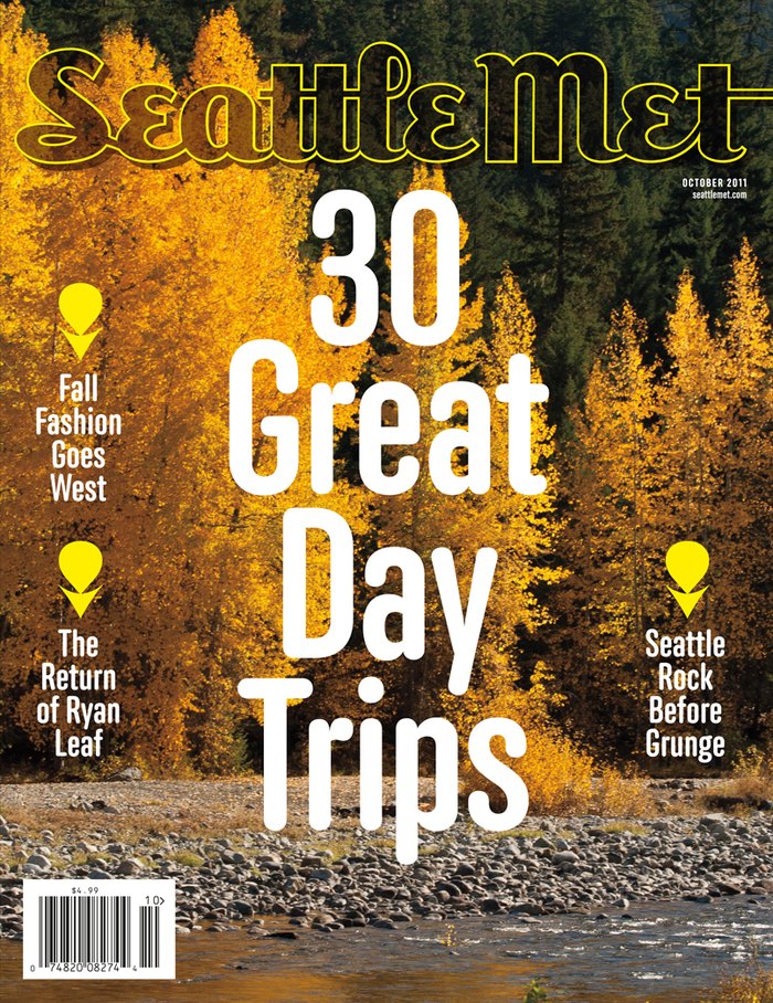 Seattle Met Covers, 2011–2012 2