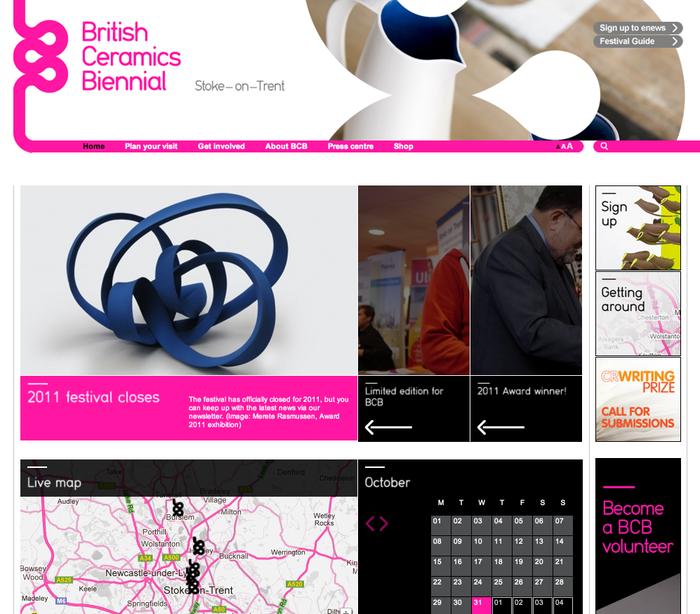 British Ceramics Biennial 2011 2