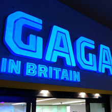 <cite>Gagarin in Britain</cite> exhibition