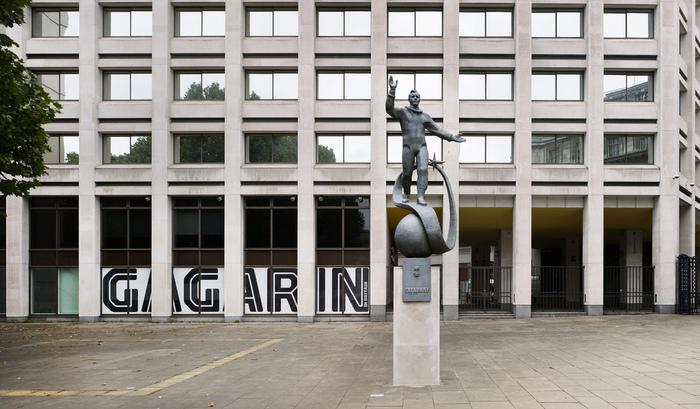 Gagarin in Britain exhibition 5