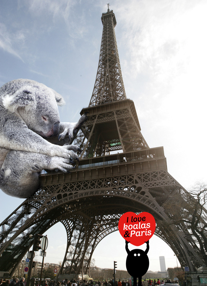 Paris Postcards for Colette 1