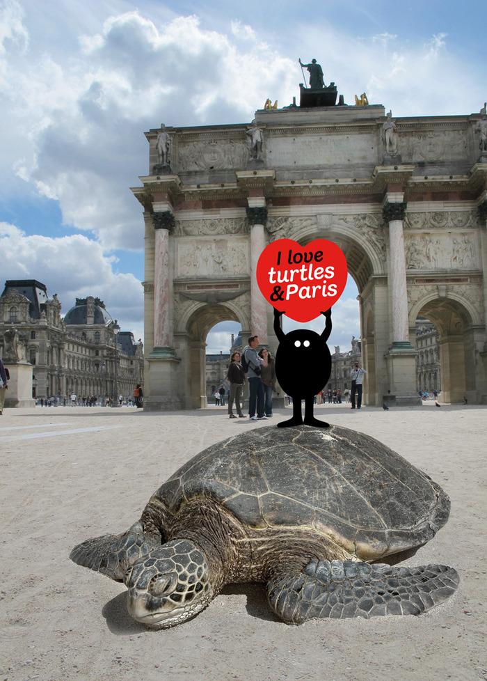 Paris Postcards for Colette 4
