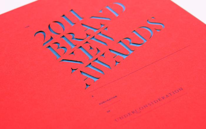 2011 Brand New Awards Book 1