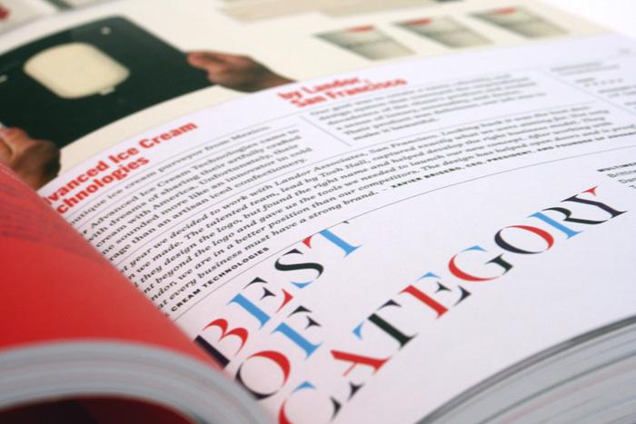2011 Brand New Awards Book 5