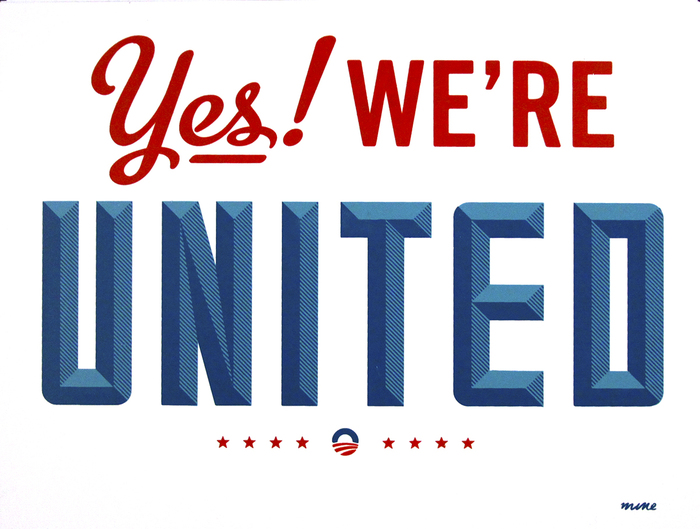 Yes! We're United 1