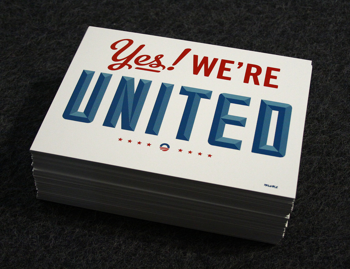 Yes! We're United 3