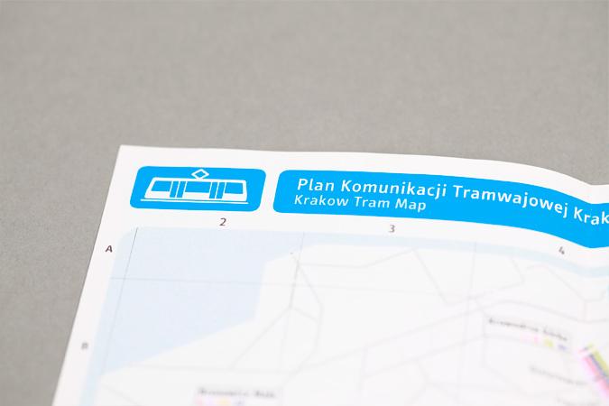 Krakow Transport Map 5