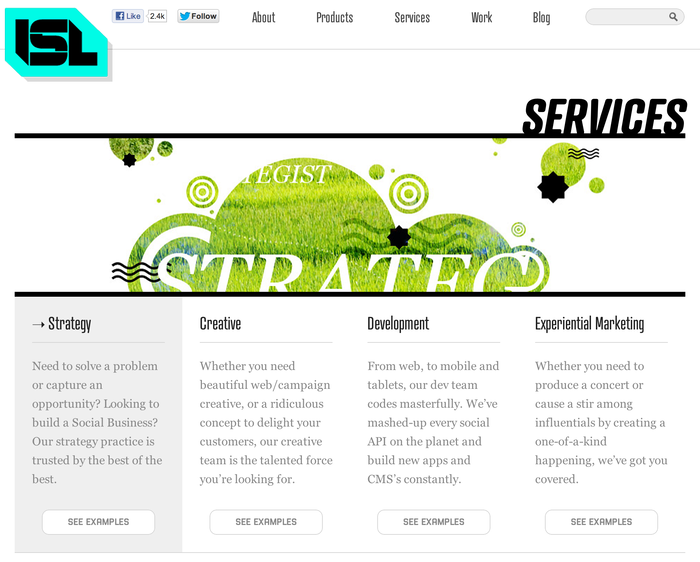iStrategyLabs website 4