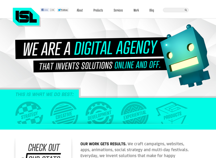 iStrategyLabs website 6