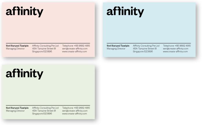 Affinity 3