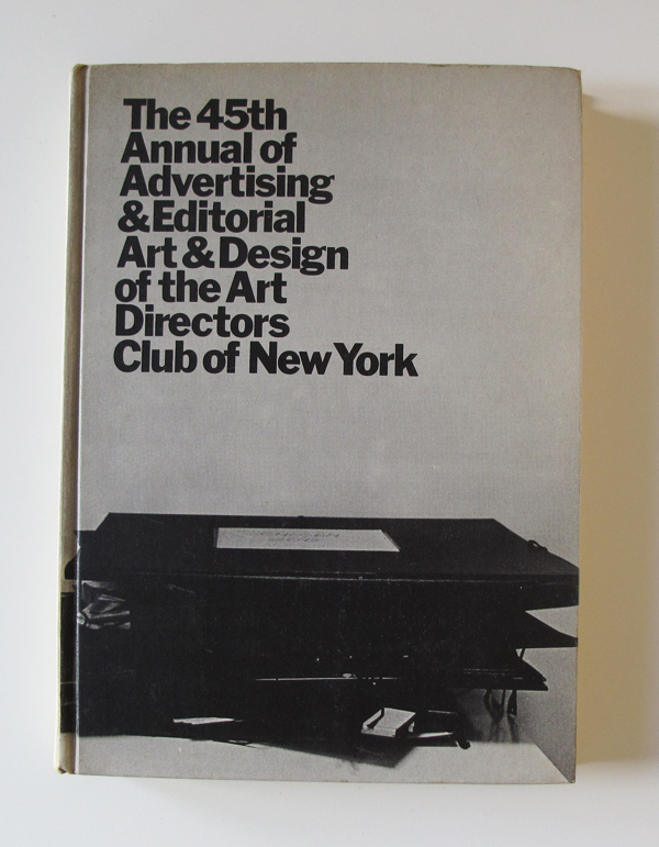The 45th Annual of Advertising & Editorial Art & Design of the Arts Directors Club of New York 3