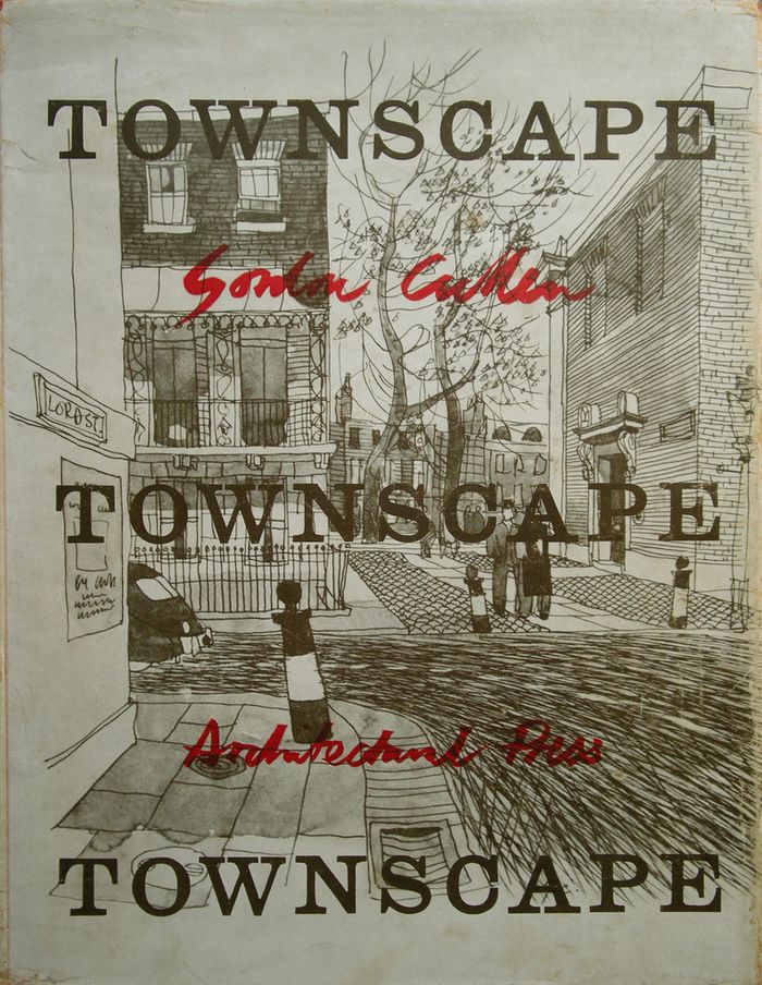 Townscape by Gordon Cullen