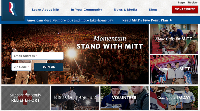 Romney 2012 Presidential Campaign 6