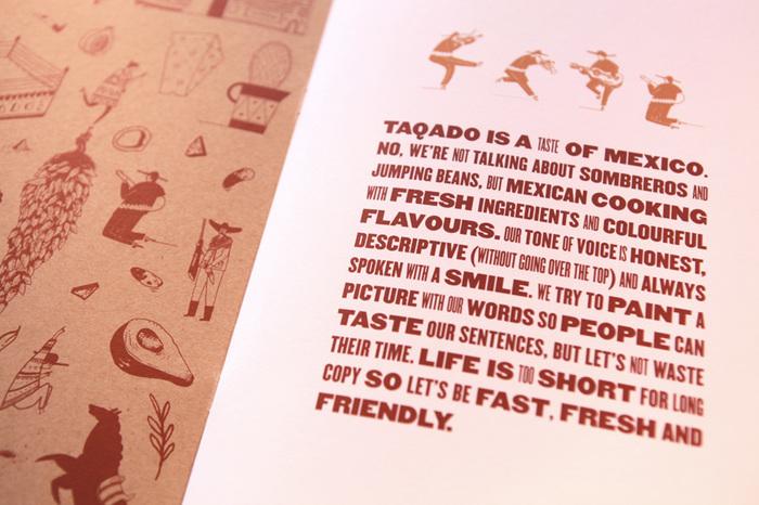 Taqdo - Brochure and Manifesto