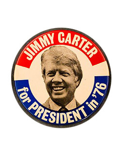 Jimmy Carter 1976 Presidential Campaign Buttons 1