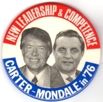 Jimmy Carter 1976 presidential campaign buttons 2
