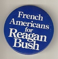 Ronald Reagan 1980 Presidential Campaign Buttons 1