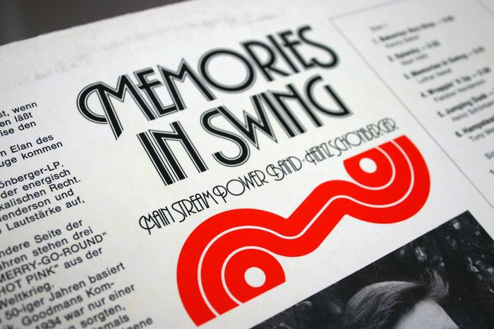 Memories in Swing – Main Stream Power Band 1