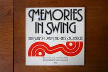 Main Stream Power Band – <cite>Memories in Swing</cite> album art