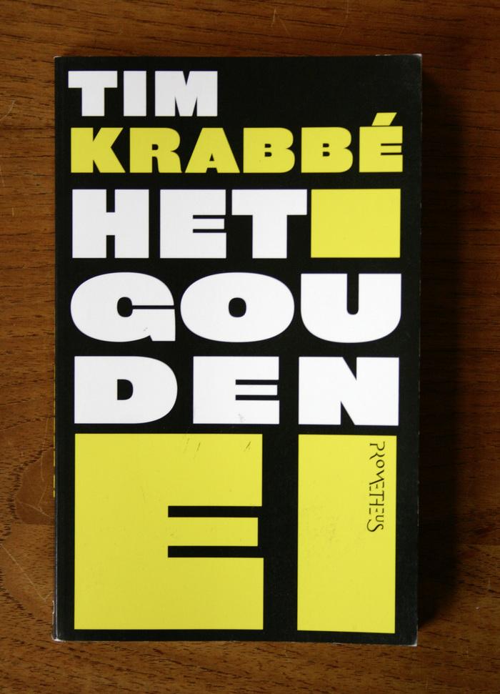Het Gouden Ei by Tim Krabbé