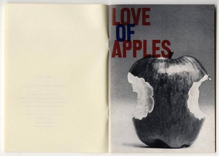 Love of Apples 1