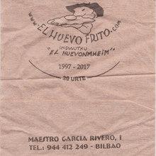 El Huevo Frito napkin