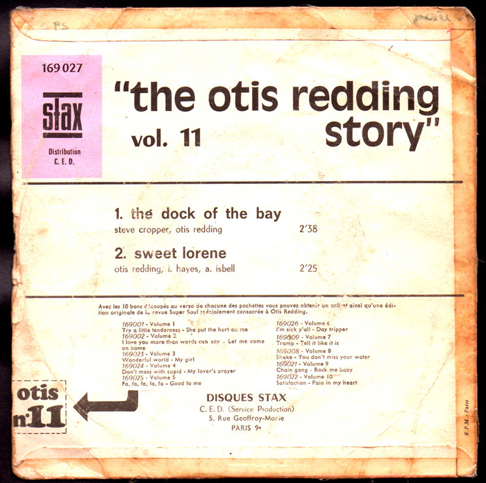 The Otis Redding Story (1968–1970) 11