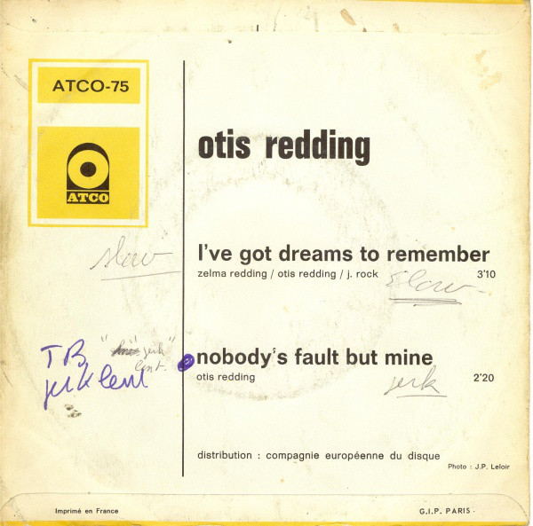 The Otis Redding Story (1968–1970) 15