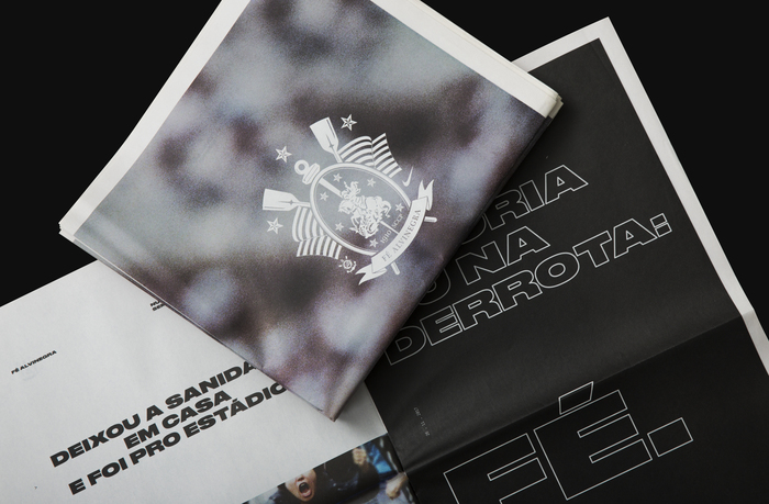 Corinthians newspaper, Nike Futebol 1
