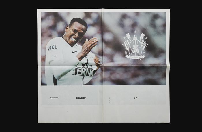 Corinthians newspaper, Nike Futebol 2