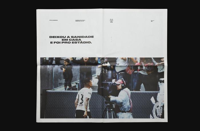 Corinthians newspaper, Nike Futebol 5
