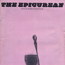 <cite>The Epicurean </cite>covers (No. 1–10, 1966–67)